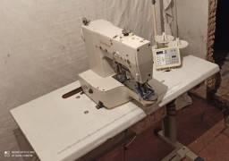 Máquina de costura travete Sun Star eletrônica