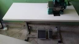 Máquina de costura semi industrial