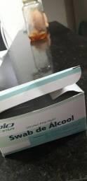 Título do anúncio: Swab de alcool 70%