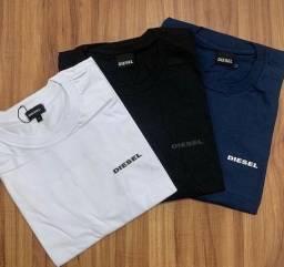 Título do anúncio: camiseta Diesel masculina importada