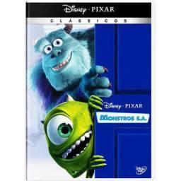 DVD'S Monstros SA + Universidade Monstros