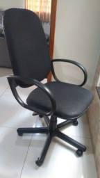 Título do anúncio: Cadeira Escritório Modelo Presidente.