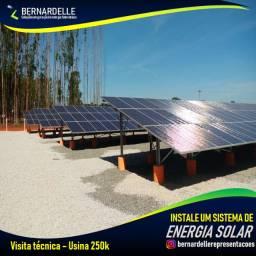 ?Reduza em até 95% sua conta de energia elétrica pelos próximos 25 anos.
