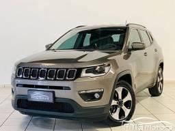 Título do anúncio: Jeep COMPASS LONGITUDE 2.0  FLEX 2018 - Única Dona
