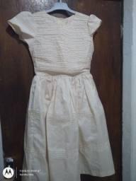 Vestido de 8 a 10 anos