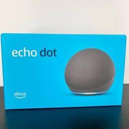 Amazon EchoDot Alexa 3º Gen ou 4º Gen ( caixa de som bluetooth )