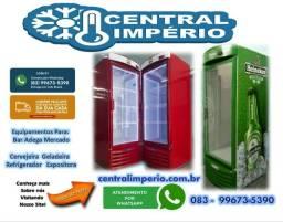 Título do anúncio: Geladeira - Refrigerador