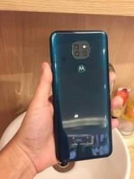 Motorola 9 plus na caixa