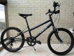 Título do anúncio: Bicicleta Aro 20 Caloi Hot Wheels 7 marchas Shimano