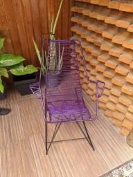 Cadeira de balanço relíquia