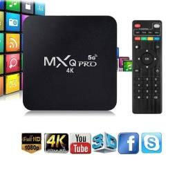 Tv box MXQ Pro - Entrego somente em Paranaguá e região