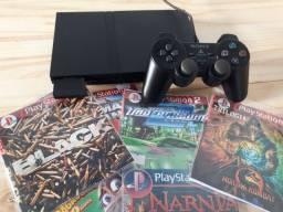 Título do anúncio: Playstation 2 Top Zero (Passo Cartao)