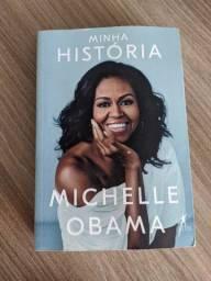Livro Michelle Obama - Minha História
