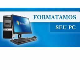 Formatação Pc e Notebook (50 reais)
