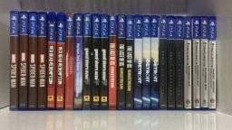 Delivery PlayStation 4, Games e Acessórios