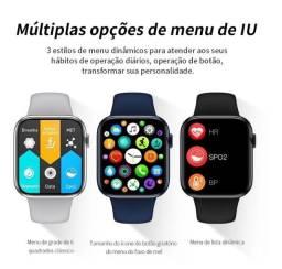 Título do anúncio: rélogio smartwatch-hw16-serie-6-tela-infinita-44mm-troca-foto-e-pulseira