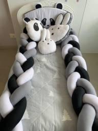 Título do anúncio: Kit berço panda