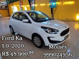 Título do anúncio: Ford Ka 1.0 2020