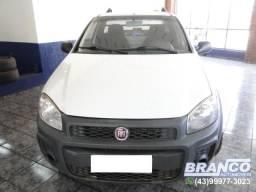 Título do anúncio: Fiat Strada Working HARD 1.4 Fire Flex 8V CS