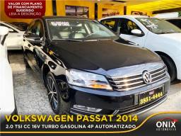 Volkswagen Passat 2.0 tsi cc 16v turbo gasolina 4p automatizado