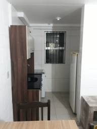 Título do anúncio: Lindo apartamento mobiliado, todo reformado (novinho).