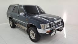 Título do anúncio: Raríssima Hilux sw4 2.8 4x4 diesel  1994