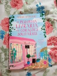 Livro a pequena livraria dos corações solitários de Anne Darling