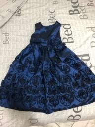 Vestido de festa para meninas 6 anos