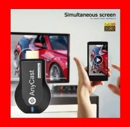 Título do anúncio: mesma função do ChHOmECaST - Espelhe Seu Celular na TV, fotos, videos, youtube