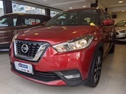 Nissan Kicks SV 1.6 2018 veículo possui vistoria cautelar...Extra!!!