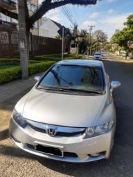 Título do anúncio: Vendo Honda Civic lxl 2011 1.8 Manual 80.000km