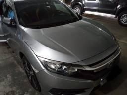 Honda Civic EX 19/19 Prata