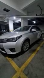 Toyota Corolla Xei *Ano 2017* *60.000 km* *Placa i* *Único dono*