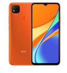 Xiaomi  Redmi 9C laranjado