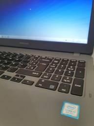 Samsung i7 8ªgeração 15,6 Full HD