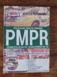 Apostila preparatória PMPR