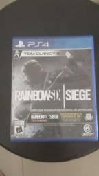 Título do anúncio: Rainbowsix siege  Detroit become human days gone