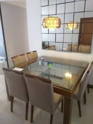 Título do anúncio: Apartamento com 3 dormitórios à venda, 86 m² por R$ 570.000,00 - Praia de Itaparica - Vila