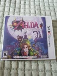 Jogo The Legend Of Zelda: Majora's Mask 3d Para 3ds/2ds