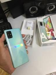 Samsung A71 128GB - Parcelo até 12x - Vendo ou troco