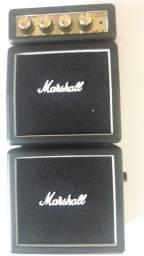 Título do anúncio: Mini Amplificador Marshall Ms4