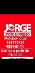 Jorge motoboy