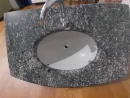 Cuba de pia de Banheiro de Mármore