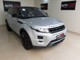 Land Rover Evoque 2.0 Black Silver 2014/2015