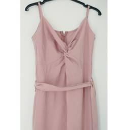 Vestido de Festa Rosé