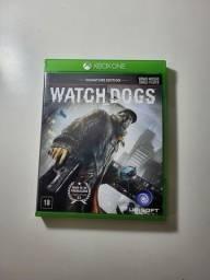 Título do anúncio: Jogo Watch Dogs Xbox One