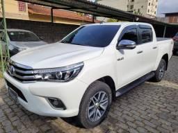Toyota Hillus Srx 2017/2017 Com Apenas 83.000 km Rodados consultem