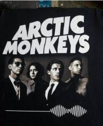Camisa Artic monkeys