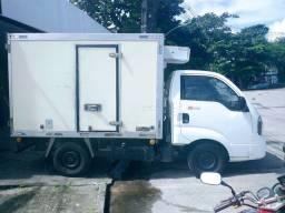 Título do anúncio: Kia bongo Baú Frio K2500 2014 DH  VE Diesel Nova