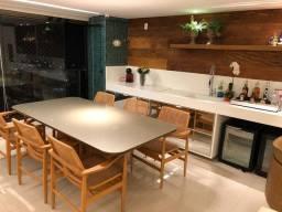 Título do anúncio: Patamares Colina A - Finamente Decorado - 149 m² - 3 Suítes - Vista Mar - Nascente - Oport